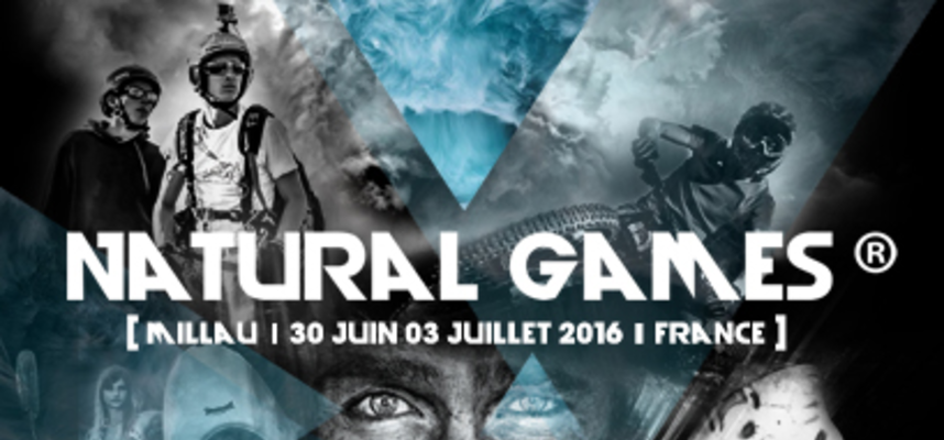 Natural Games 2016 à Millau !