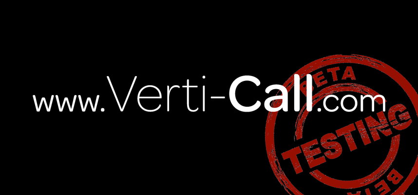 Beta-Test de la Plateforme Verti-Call !