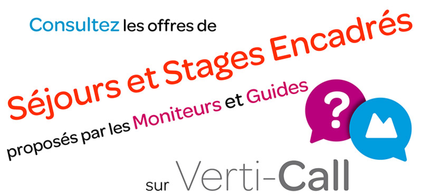 Stages escalade 2020